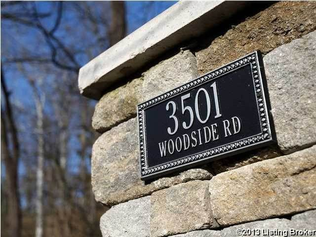 3. Single Family Homes at 3501 Woodside Road Louisville, Kentucky 40222 United States