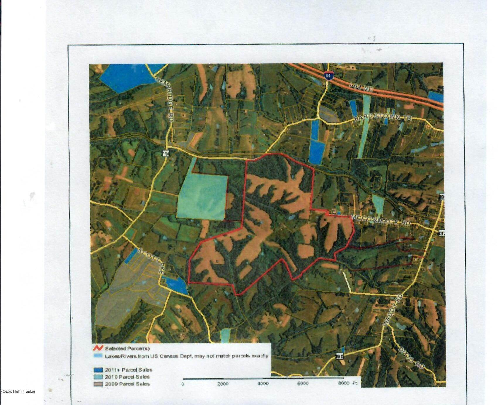 Land for Sale at 1001 McCormack Waddy, Kentucky 40076 United States