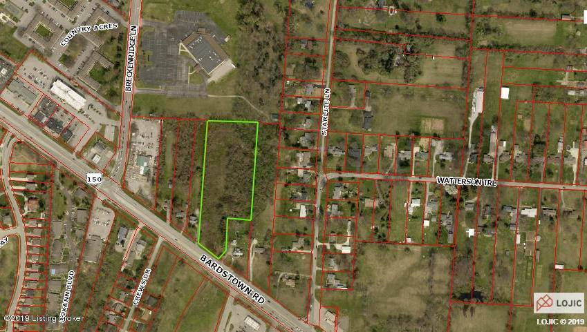 Land for Sale at 4613 Bardstown Louisville, Kentucky 40218 United States