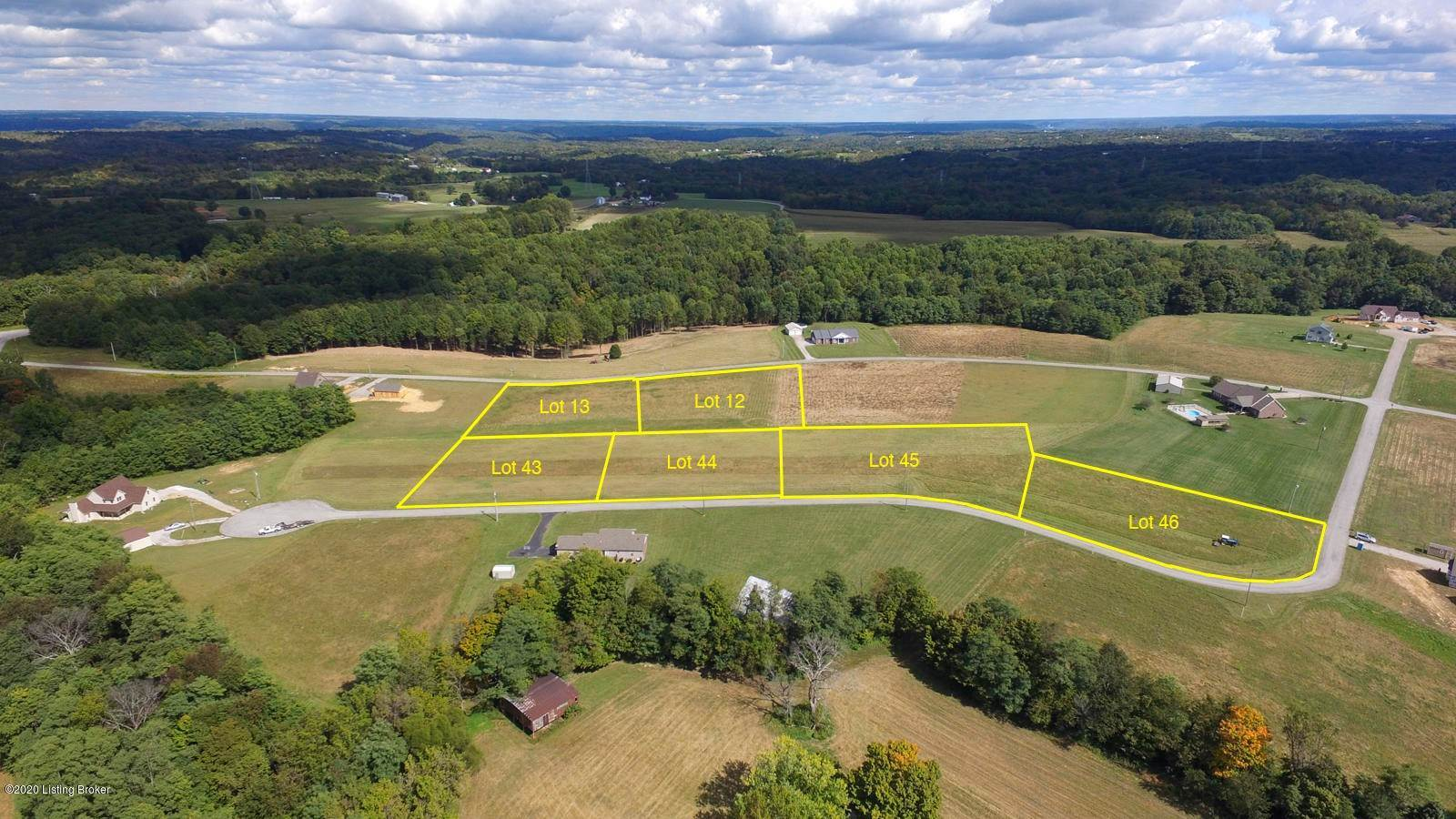 Land for Sale at 44 Locust Grove Bedford, Kentucky 40006 United States