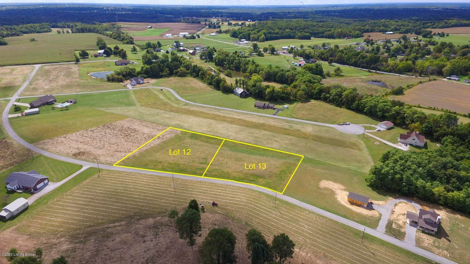 Land for Sale at 12 Sycamore Bedford, Kentucky 40006 United States