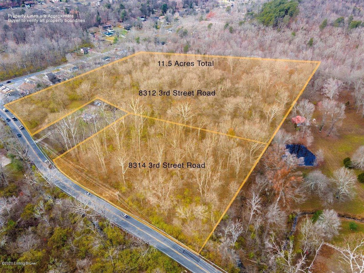 Land for Sale at 8314 3rd Street Louisville, Kentucky 40214 United States