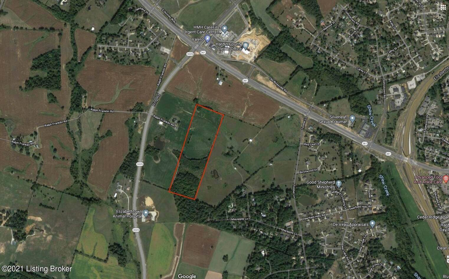 Land for Sale at Rineyville Elizabethtown, Kentucky 42701 United States