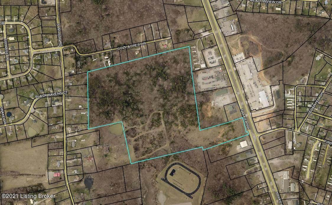 Land for Sale at Lot 3A #1 N Dixie Elizabethtown, Kentucky 42701 United States