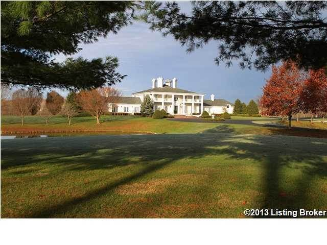 Farm and Ranch Properties for Sale at 1700 Park Shore Road La Grange, Kentucky 40031 United States