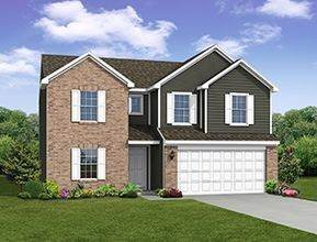 Single Family for Sale at Abbey Place - The Spruce 2067 Abbey Lane COLUMBUS, INDIANA 47201 UNITED STATES