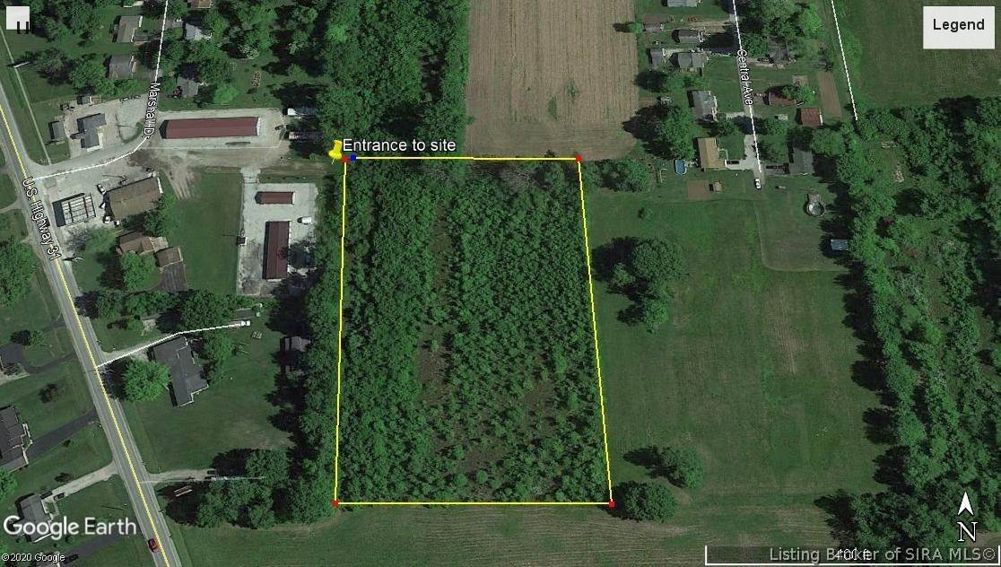 Land for Sale at 400 S Armstrong Street Crothersville, Indiana 47229 United States