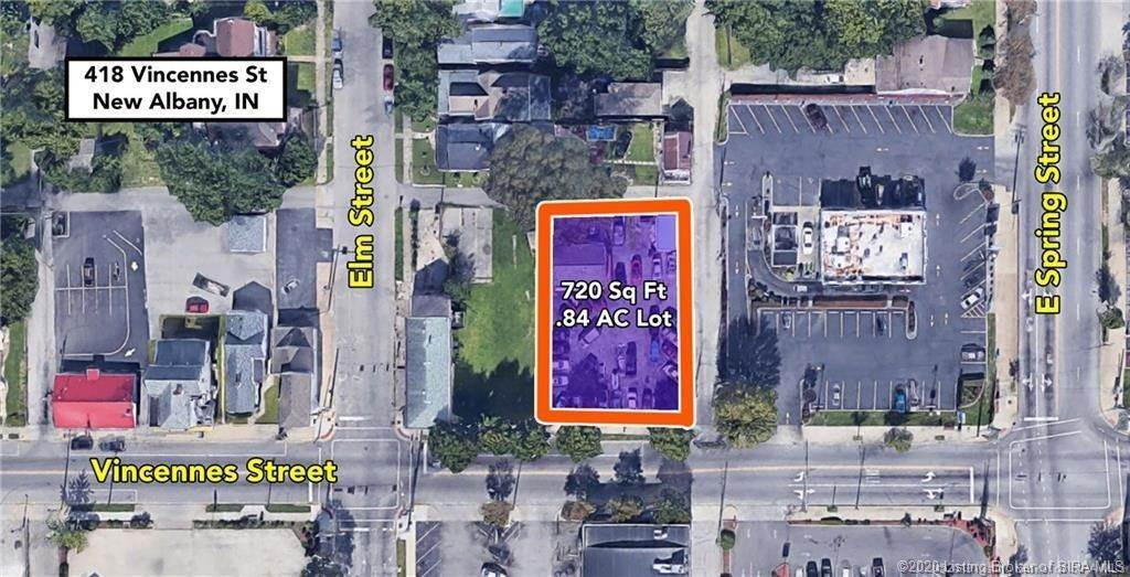 Commercial for Sale at 418 Vincennes Street New Albany, Indiana 47150 United States