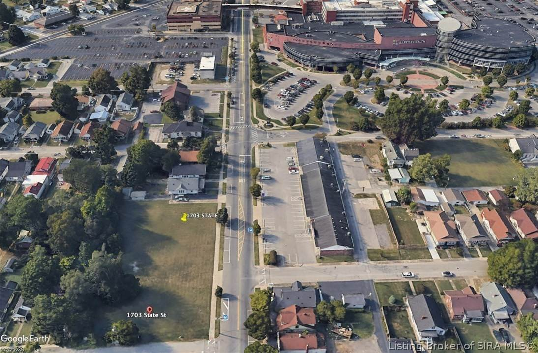 Land for Sale at 1703 State Street New Albany, Indiana 47150 United States