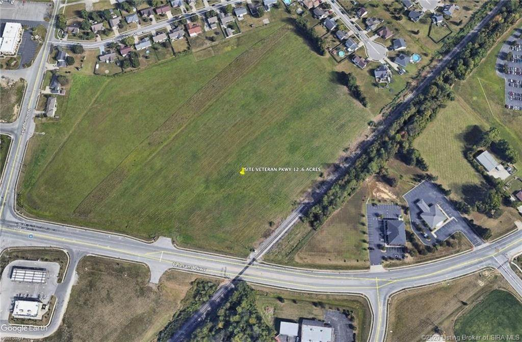 Land for Sale at Veterans Parkway Jeffersonville, Indiana 47130 United States