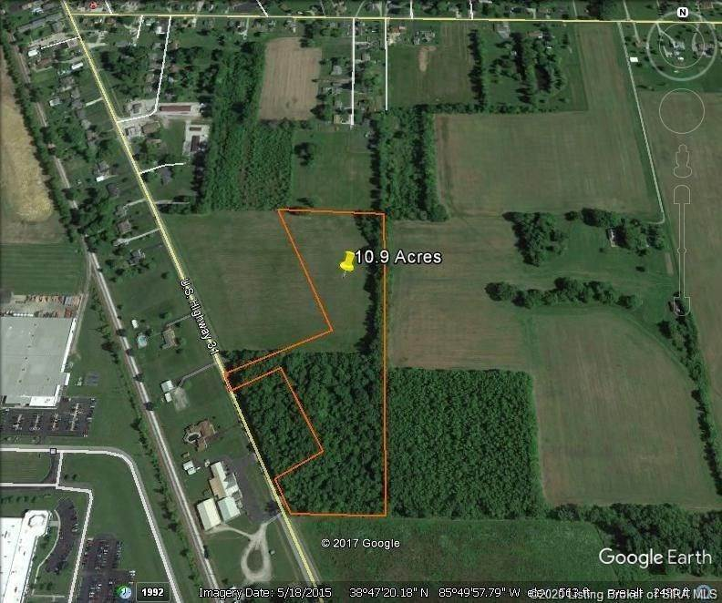 Land for Sale at 6000 S Block US Hwy 31 Crothersville, Indiana 47229 United States