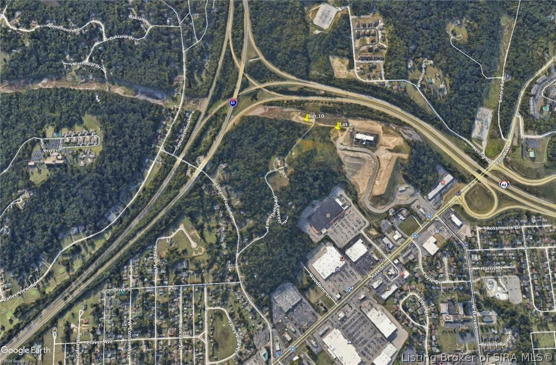 Land for Sale at 110 W Daisy Summit New Albany, Indiana 47150 United States