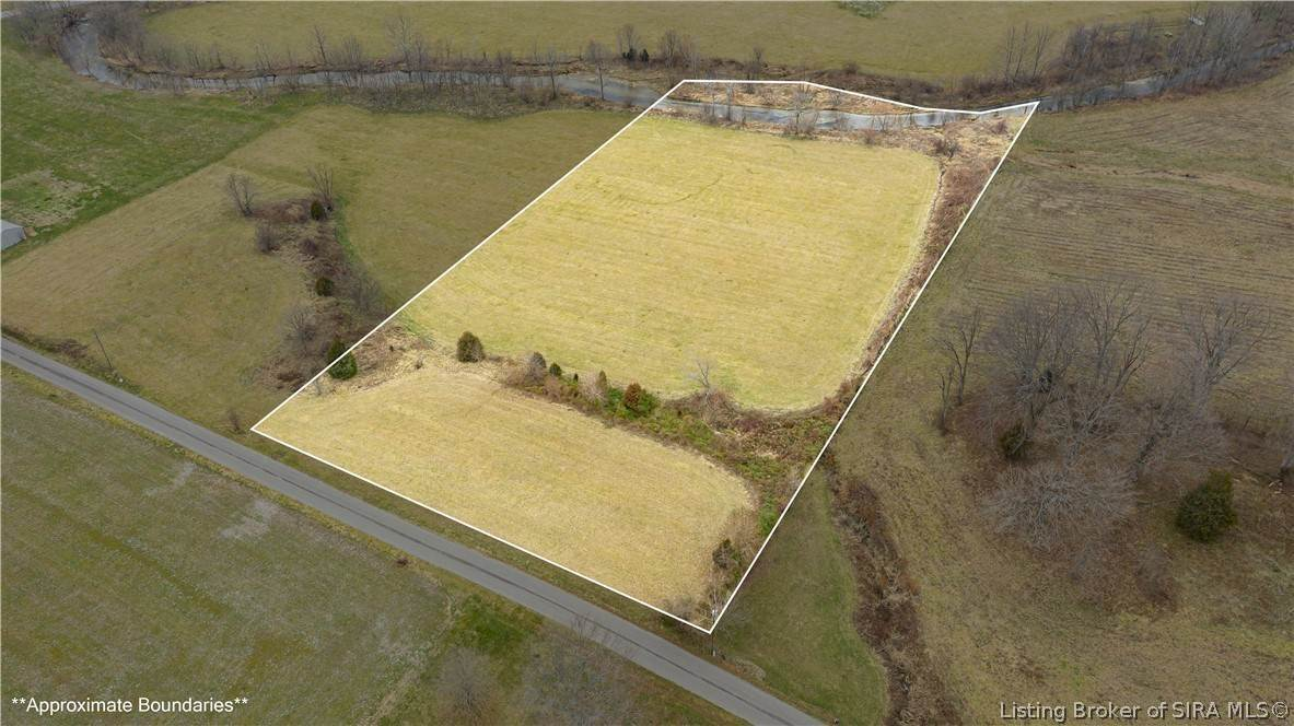 Land for Sale at Hardy Mill Road 3.325A Nabb, Indiana 47138 United States
