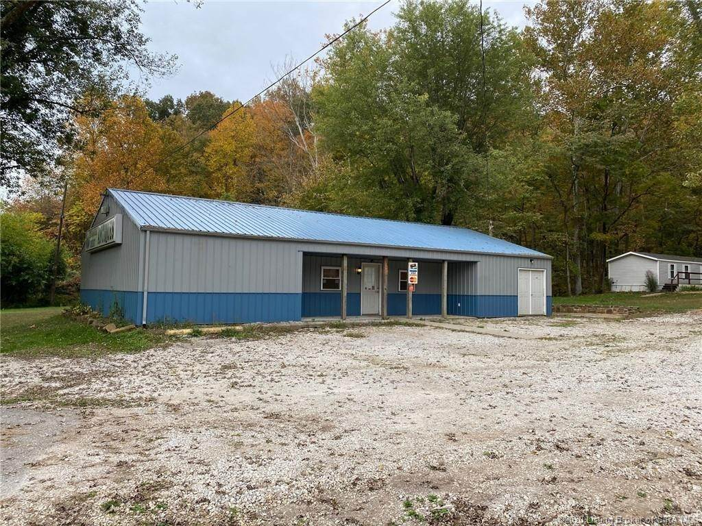 Commercial for Sale at 845 N State Road 145 Eckerty, Indiana 47116 United States