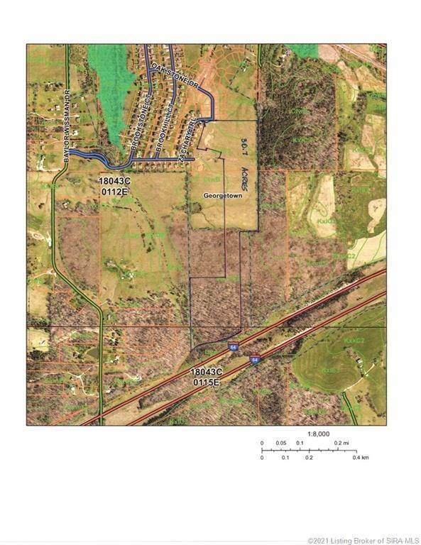Land for Sale at 1010 Baylor Wissman Road Georgetown, Indiana 47122 United States