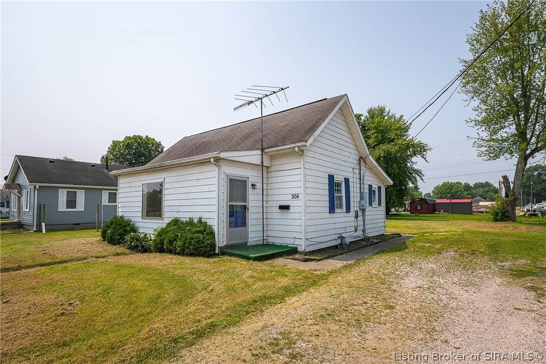 Single Family Homes for Sale at 306 N Preston Street Crothersville, Indiana 47229 United States