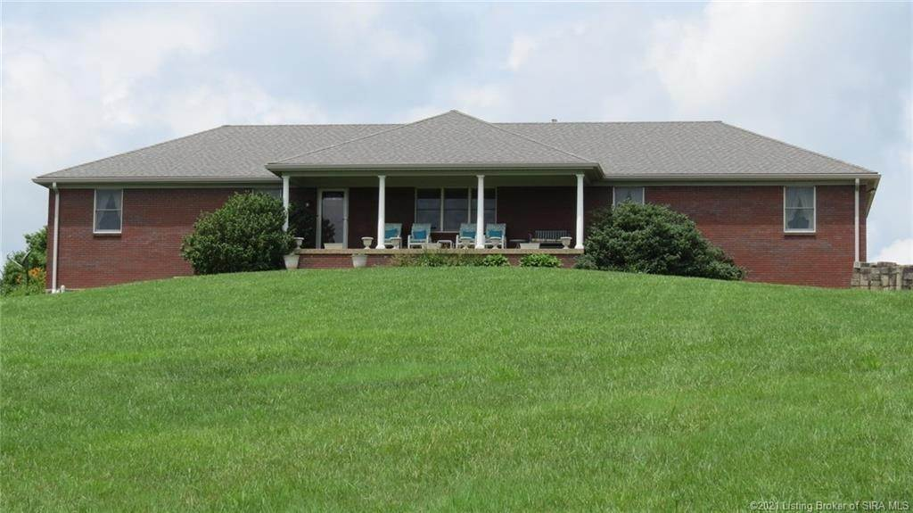 Single Family Homes for Sale at 235 Georgetown Lanesville Road Georgetown, Indiana 47122 United States