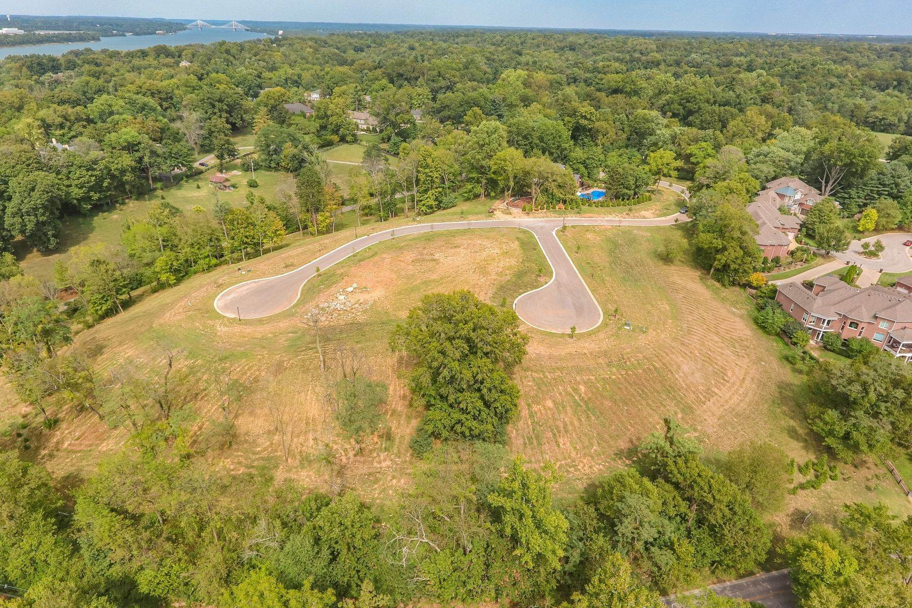 Land for Sale at Poplar Hill Estates Lot 9 2300 Clovelly Springs Court Louisville, Kentucky 40207 United States