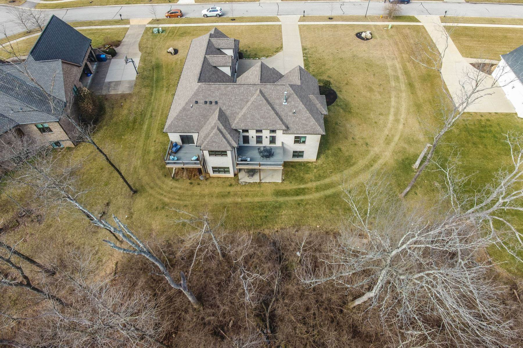43. Single Family Homes for Sale at 12507 Poplar Woods Drive Goshen, Kentucky 40026 United States