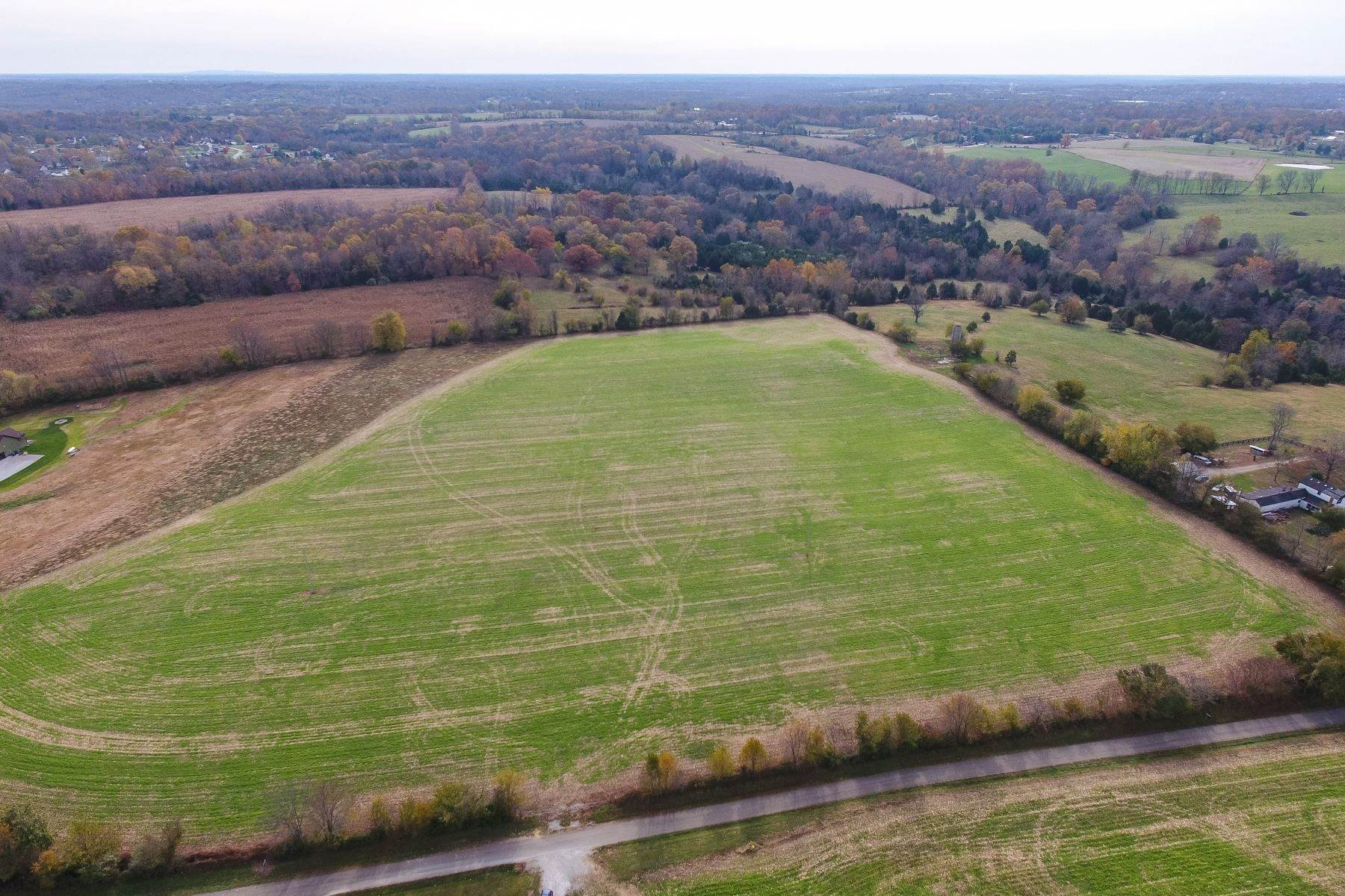 Land for Sale at Tract 4 Old Zaring Road Crestwood, Kentucky 40014 United States