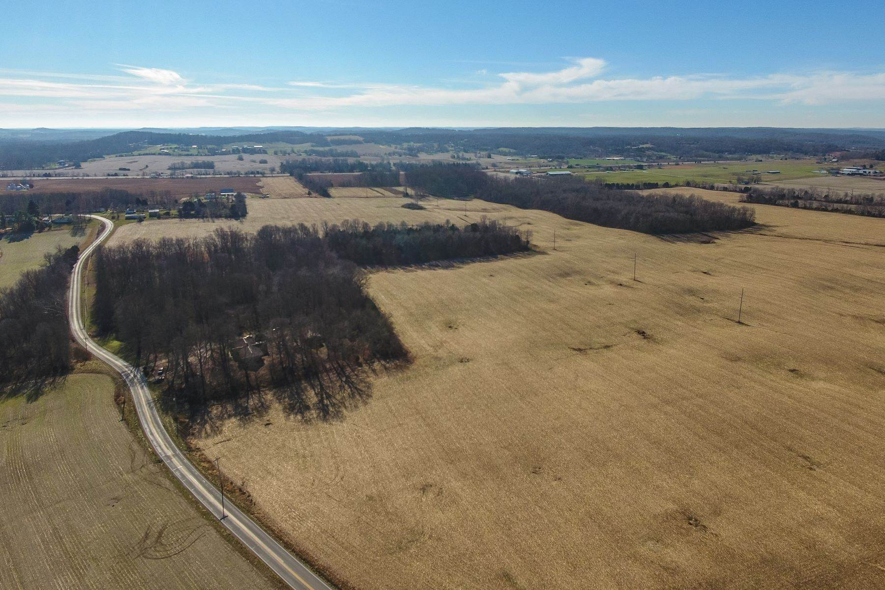 Land for Sale at 3295 HWY 337 Tract 1-8 HWY 337 Corydon, Indiana 47112 United States