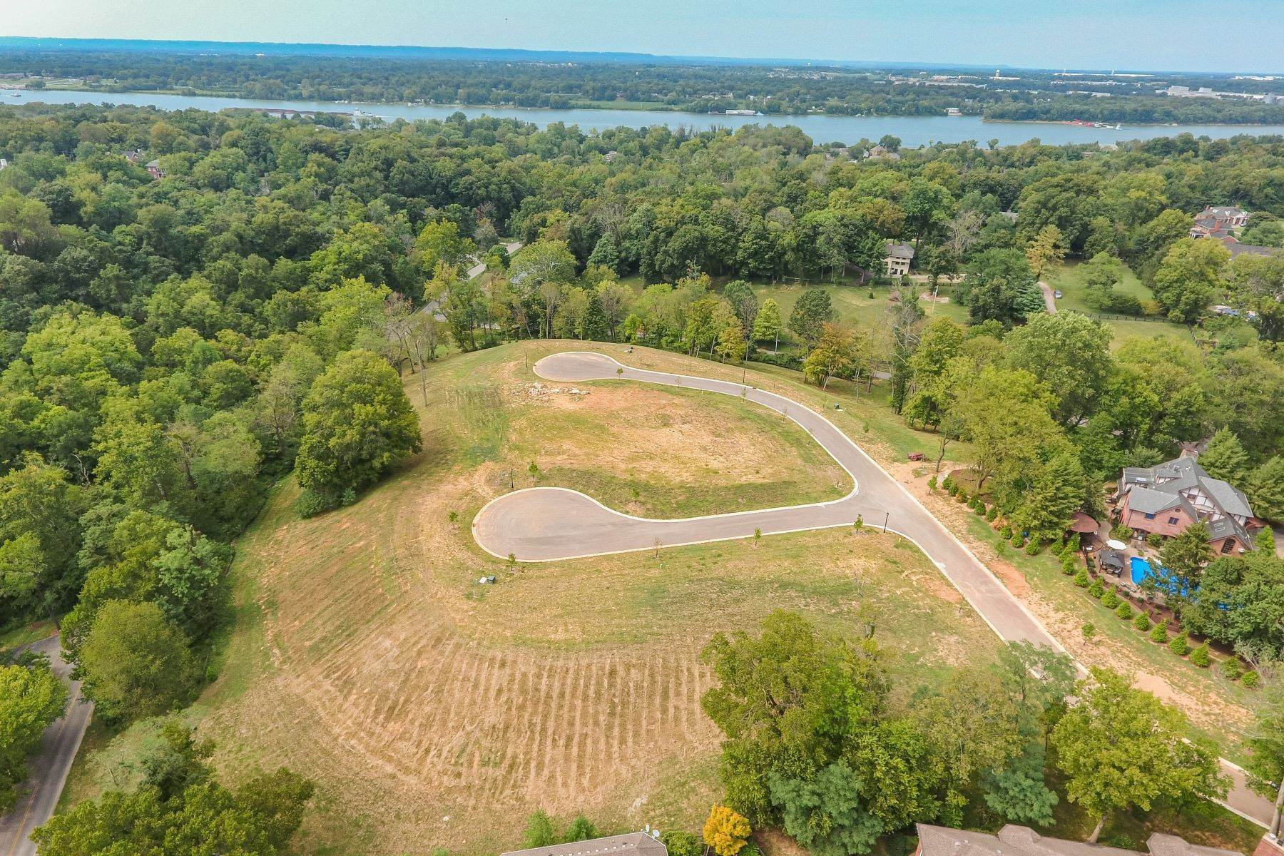 Land for Sale at Poplar Hill Estates Lot 10 2301 Clovelly Springs Court Louisville, Kentucky 40207 United States