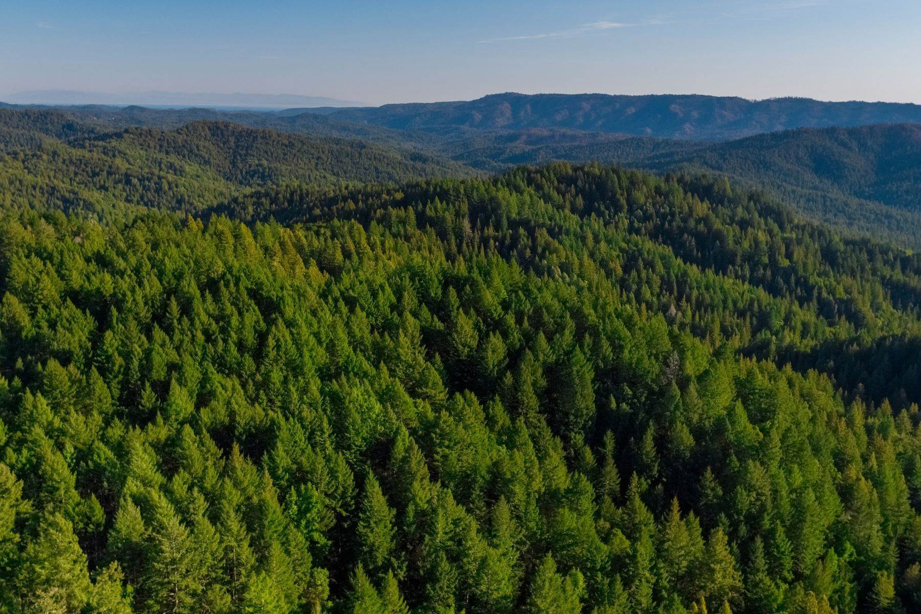 Land for Sale at Prime Santa Cruz Mountains Acreage 24021 Highway 9 Los Gatos, California 95033 United States